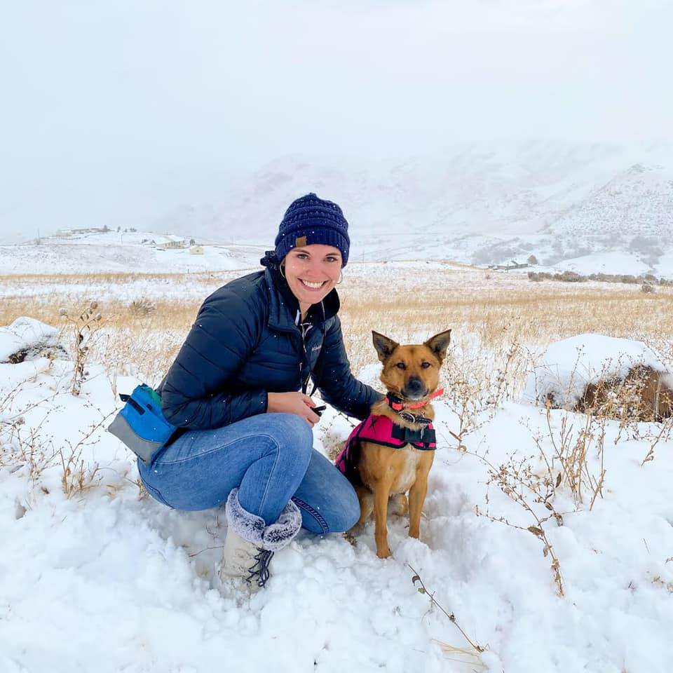 Off leash dog training in Spokane