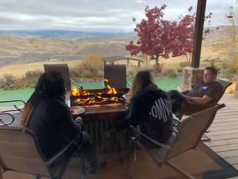K9 trainer retreat in Boise foothills