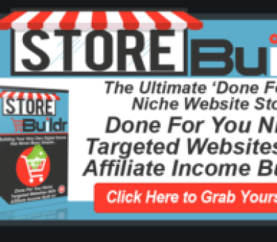 Store Buildr Niche Websites for $9.95