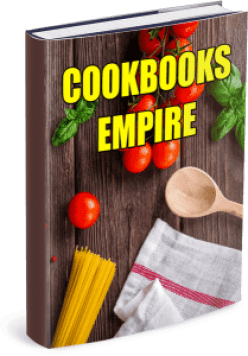 Cookbooks Empire eCover