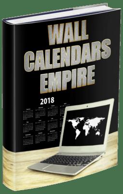 Wall Calendars Empire 2 box
