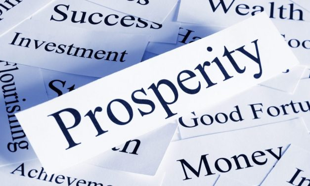 The Variables of Success and Prosperity