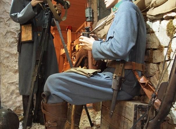 Museo della Guerra di Borgo Valsugana