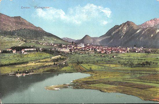 Il turismo termale a Levico Terme