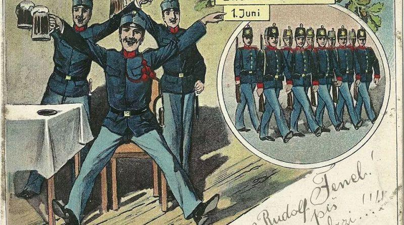 Gioco studenti Se la Prima guerra mondiale fosse stata una rissa in un bar