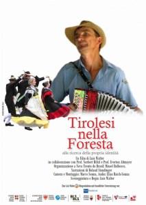 """Il film """"Tirolesi nella foresta"""""""
