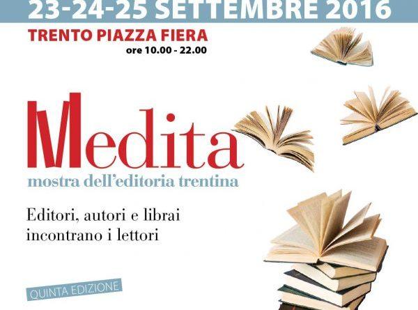 Medita - Mostra dell'editoria trentina