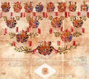 Intorno ai Thun. Archivi di famiglie aristocratiche tra le Alpi e il Po