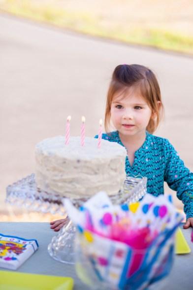 Lilia Turns Three