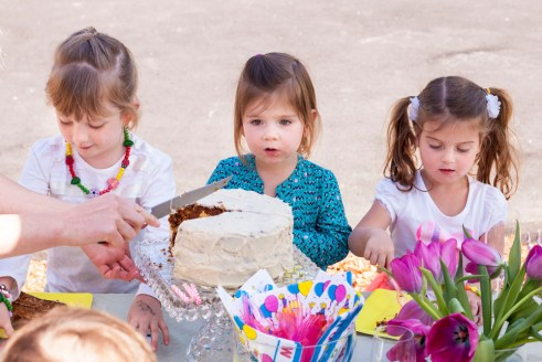 Lilia Turns Three