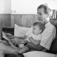 Pops John Visits