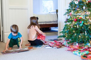 Southern Hemisphere gifts were fair game on Christmas Eve