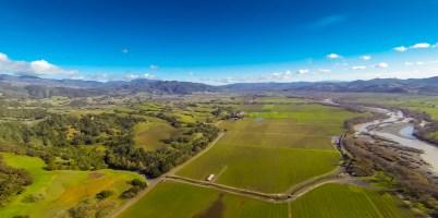 Picturesque Alexander Valley