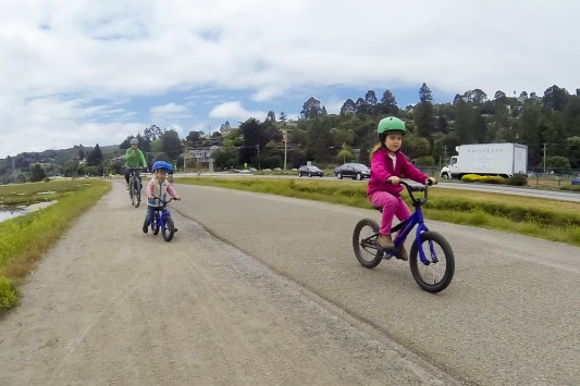 Mill Valley and Sausalito for Mother's Day