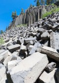 Day Seven: Devil's Postpile National Monument