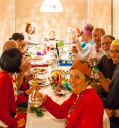 The fourth annual Immigrant Christmas Dinner