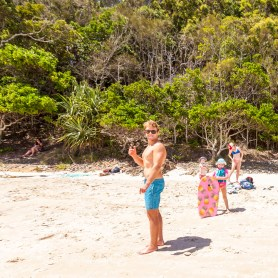 A day in Byron Bay