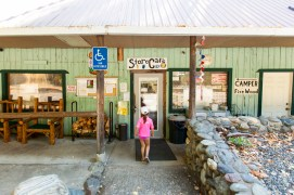 The store at Trinity Adventure Park