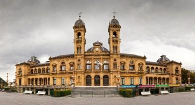 San Sebastian's town hall