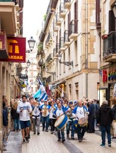 Basque celebrations