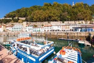 San Sebastian's main port