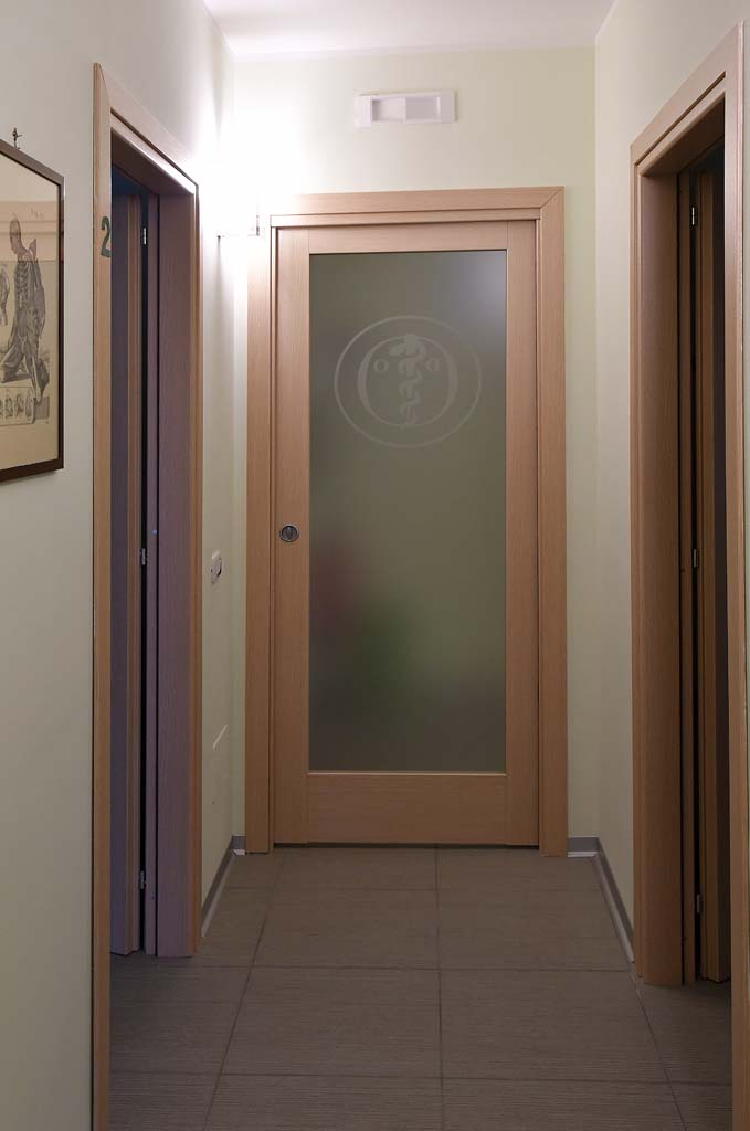 Corridoio Interno Osteopathic Clinic