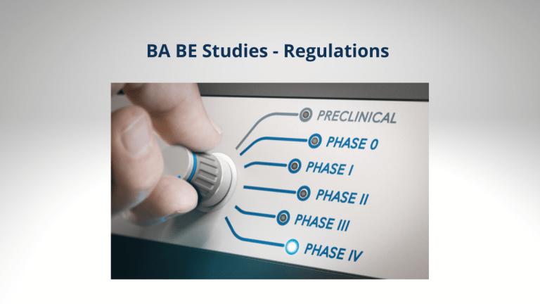 BA BE Centres Regn Process