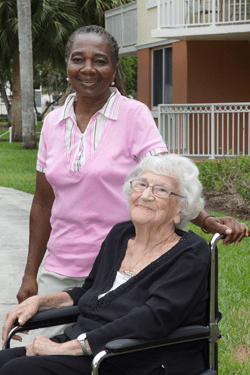 caregivers for disabled