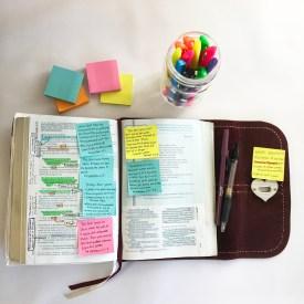 The BEST Bible Journaling & Highlighting Study Method