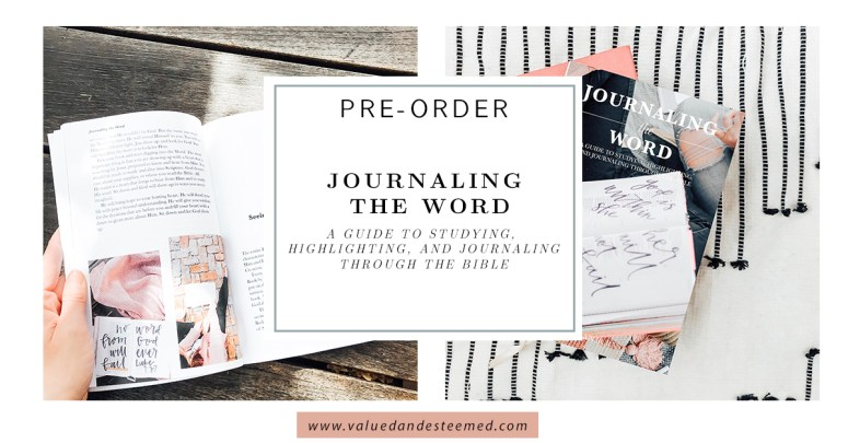 The BEST Bible Journaling & Highlighting Study Method