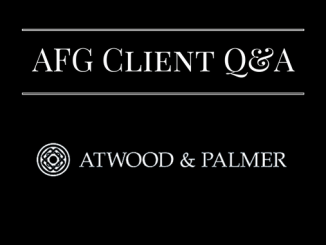 AFG Client Q&A – Peter J. Sowden CFA, Atwood & Palmer