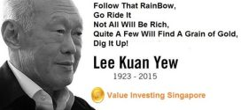 Lee Kuan Yew's Quote