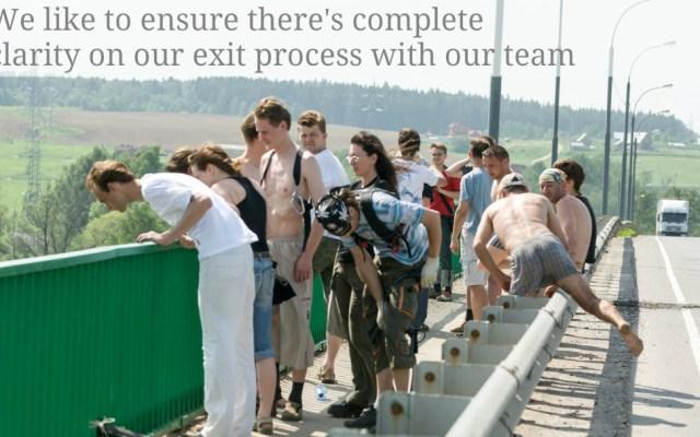 Exit Process