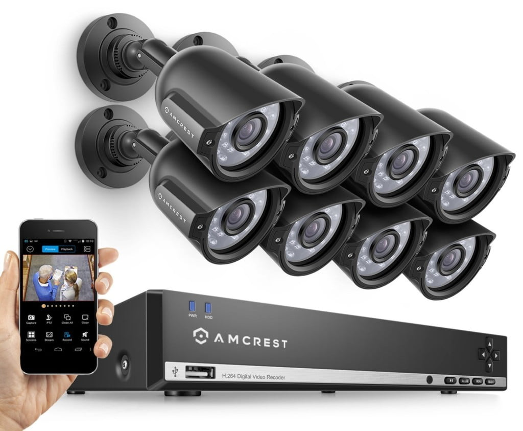Personal Security Camera System