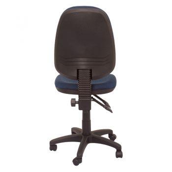 Avon High Back Chair, Rear View