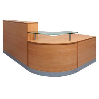 Compass Reception Desk