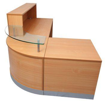 Compass Reception Desk, Image 2
