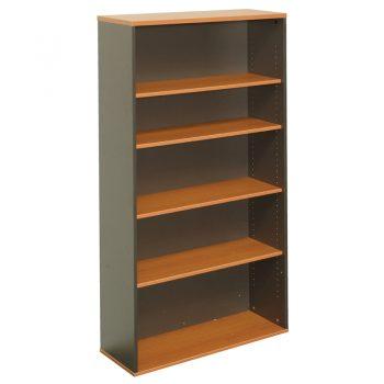 Corporate Bookcase 1800h x 900w x 315d