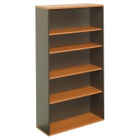 Corporate Bookcase - Heavy duty adjustable shelves | Value ...
