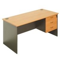 Corporate Desk - 3 year warranty | Value Office Furniture