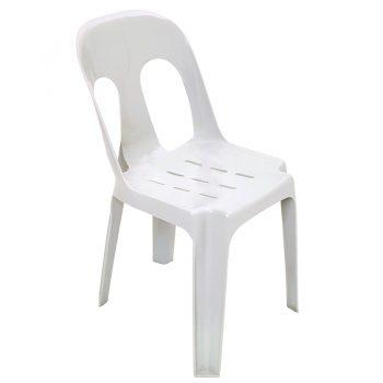 Elliott Chair, White