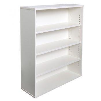 Smart Bookcase, 1200h x 900w x 315d, White