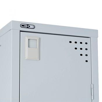 Super Heavy Duty Locker Door Detail 3