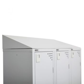 Super Heavy Duty Locker Top Unit - Sloping