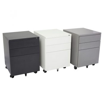 Super Heavy Duty Metal Mobile Drawer Unit