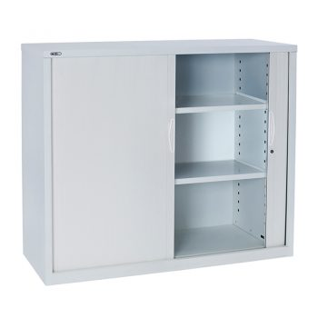 Super Heavy Duty Tambour Storage Cupboard
