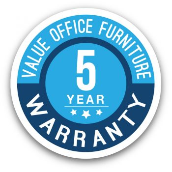 Value Office Furniture 5 Year Warranty