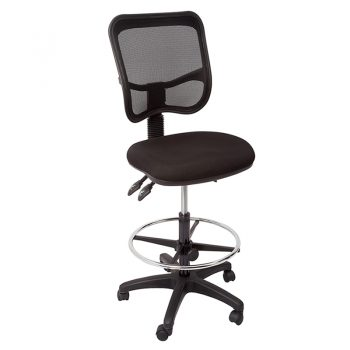 Surrey Mesh Back Drafting Chair