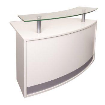 Evolve Reception Desk Low Section