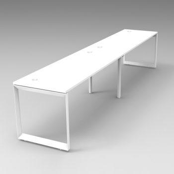2 Person In-Line desk